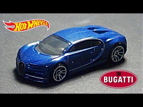 Hot Wheels 2019 HW Exotics '16 Bugatti Chiron Review