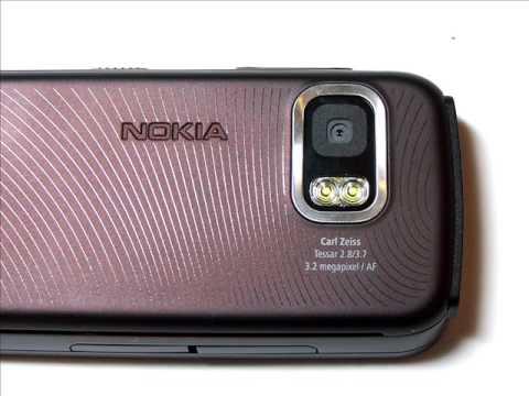 Nokia 5800 XpressMusic: Camera