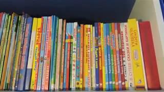 Наша книжная полка#детская библиотека# хранение детских книг