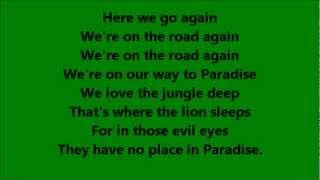 Celtic Symphony with lyrics