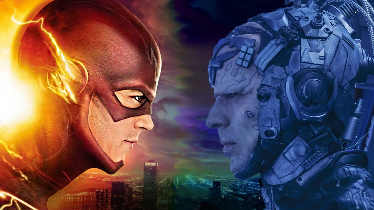 The Flash Vs Thinker Trailer Mid Season Finale Extended Cut