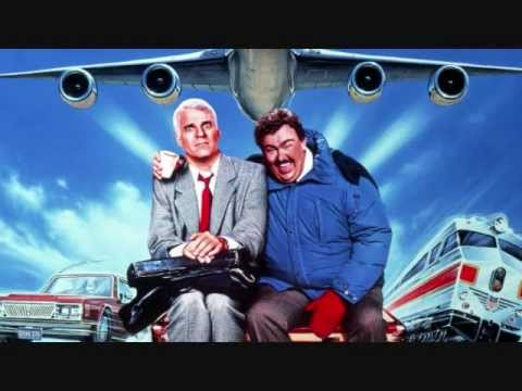 Planes trains and automobiles Soundtrack 01 E.T.A feat steve martin & John Candy
