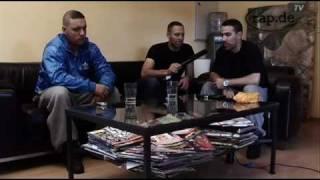 rap.deTV - Staiger vs Bushido und Fler Teil 1