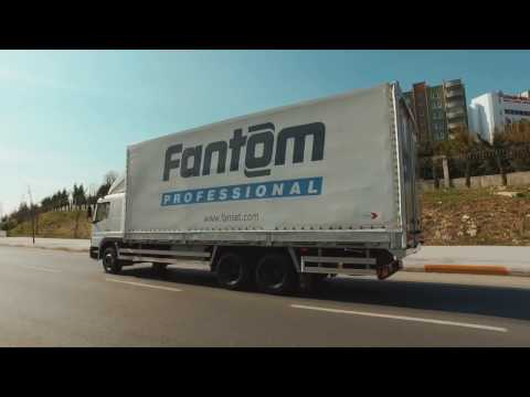 FANTOM FABRİKA TANITIMI / FANTOM – FANSET FACTORY PRESENTATION VIDEO (MADE IN TURKEY)