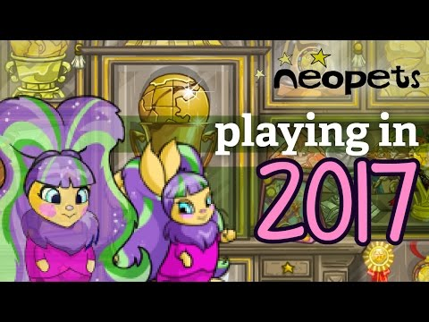 Is Neopets Worth Playing in 2017?