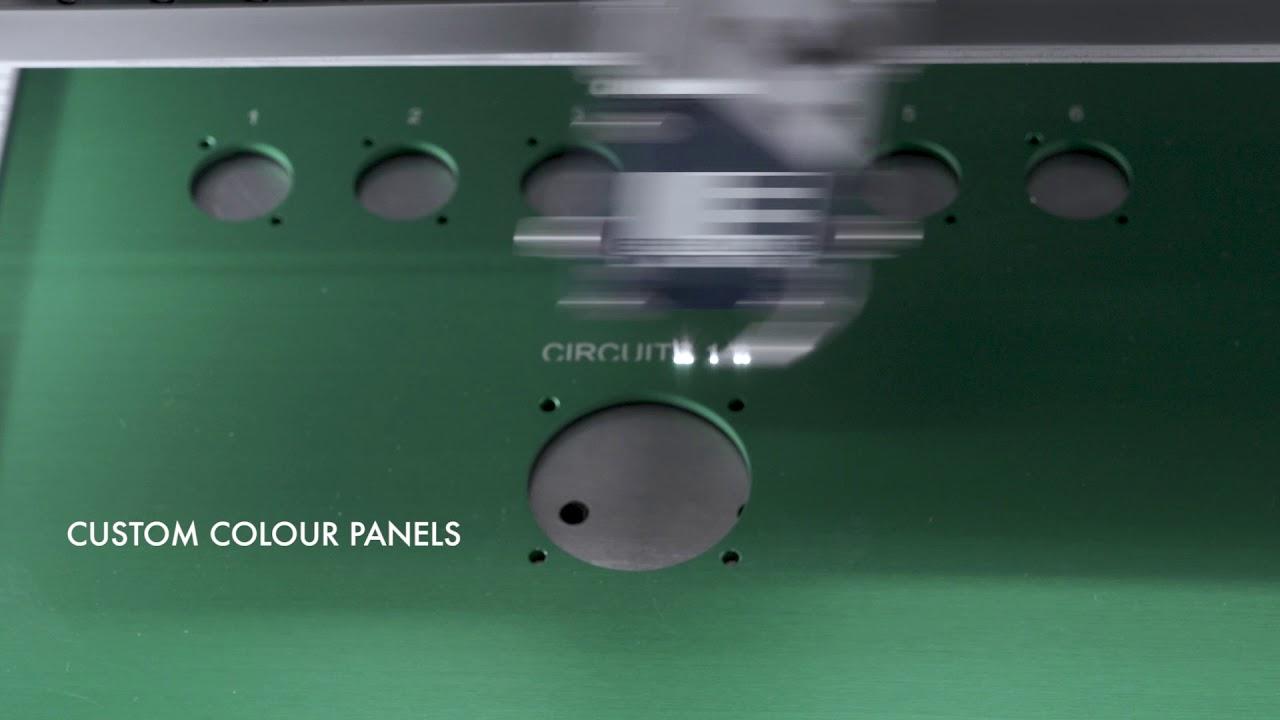 Custom AV Panels - Cable Factory