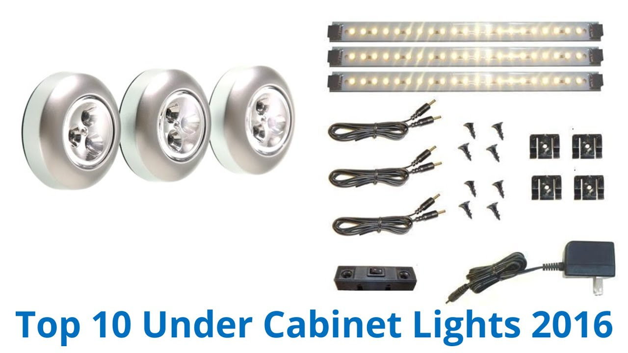 10 best under cabinet lights 2016 doovi for Best vanities 2016