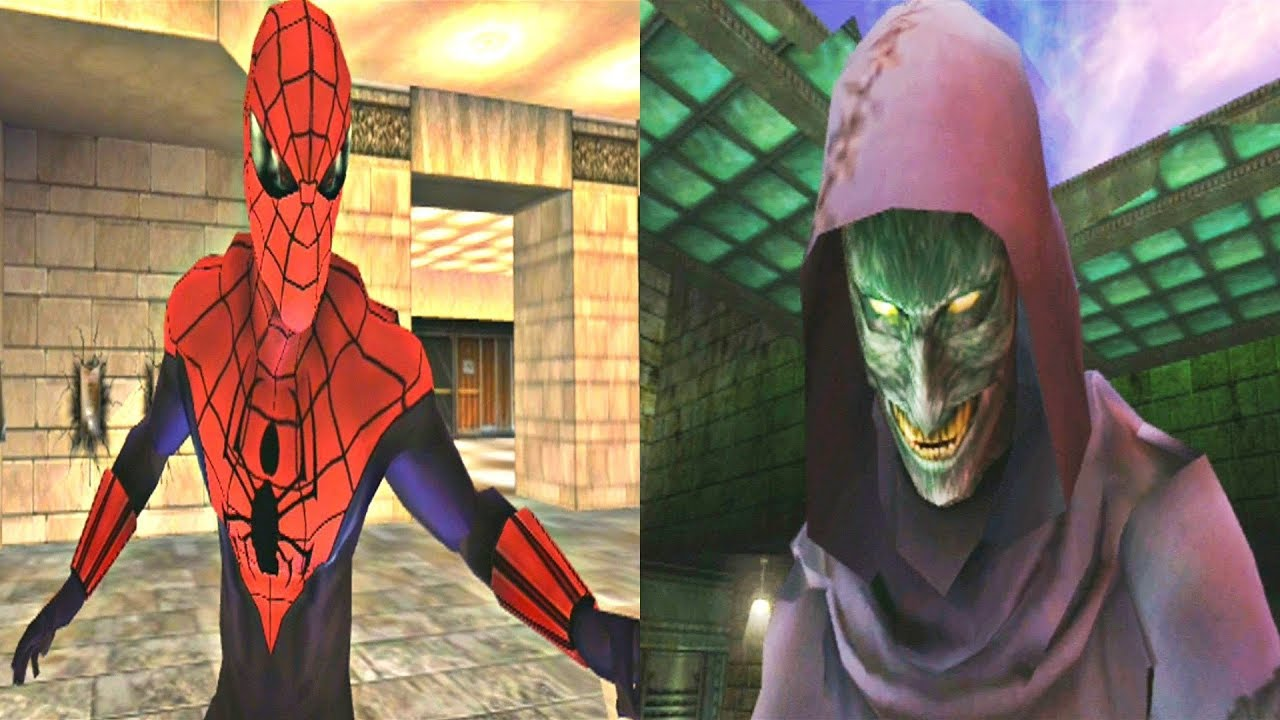 spiderman the movie game 2002