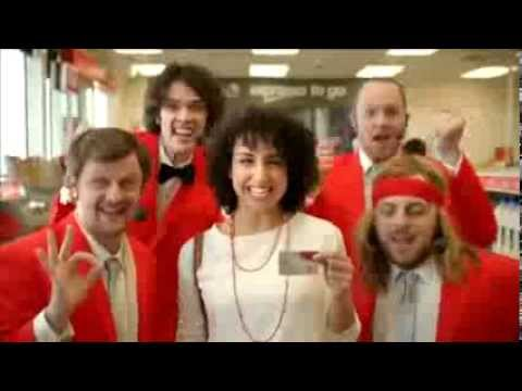 Mode Talent Model Leyla A feature Talent in Coles MasterCard TVC