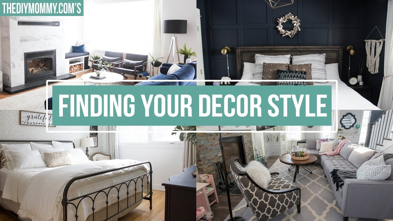 How To Find Your Decor Style Blogger Q A