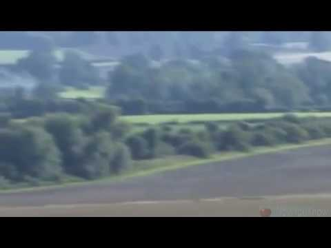 Bizarre UFOs Fly Over Crop Circles In Extraordinary Footage