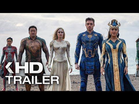 ETERNALS Trailer (2021)