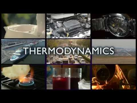Thermodynamics | IITBombayX on edX | Course About Video