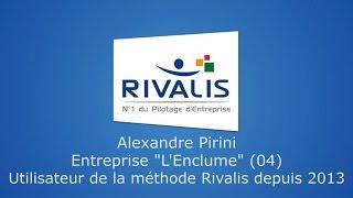 Témoignage client Rivalis - Alexandre - Ferronnier