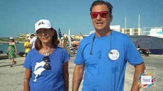 Intervista a Fabio Galluzzo e Carmen Di Penta // Festival di Lampedusa 2019