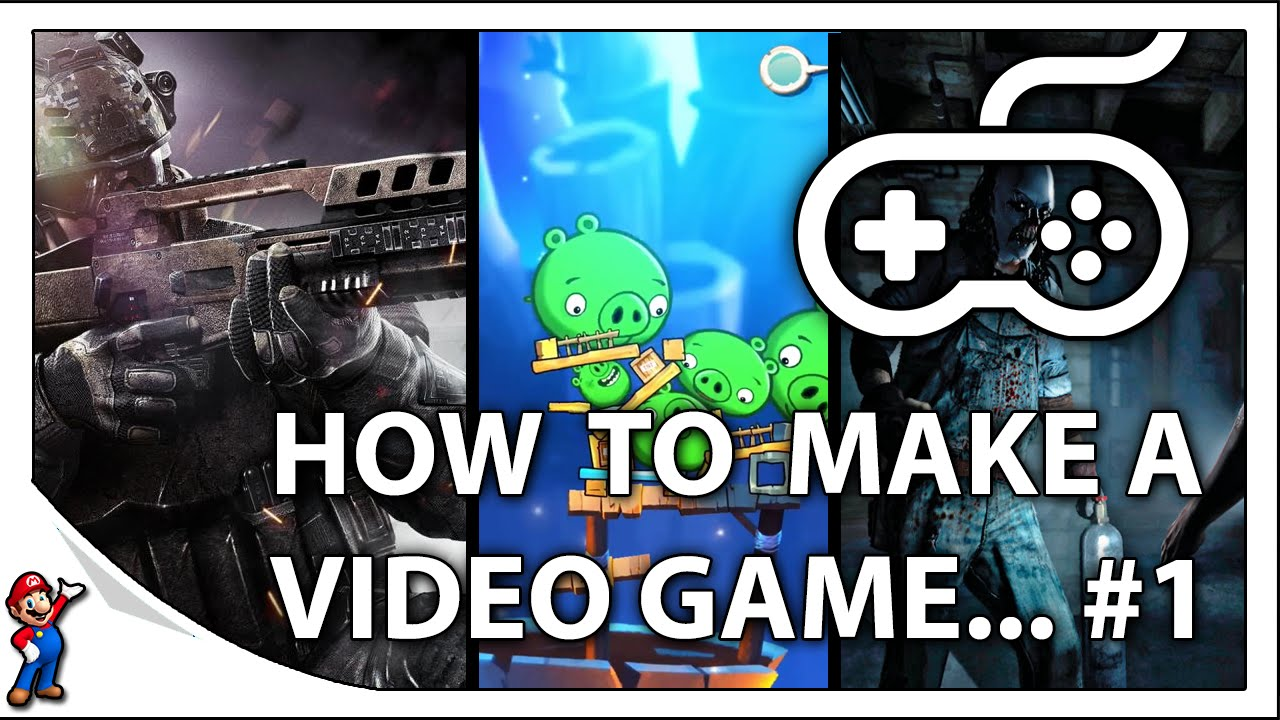How To Make Video Games An Introduction To Game Design YouTube - Game design pictures