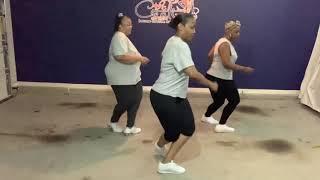 """Woo"" Line Dance (Erykah Badu) | Torion Harden Choreography | BCAC Soul Line Dance"