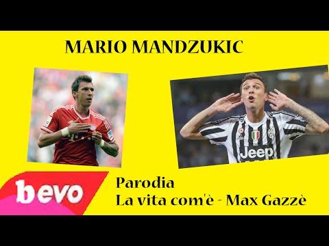 La vita com'è - Parodia - Mario Mandzukic