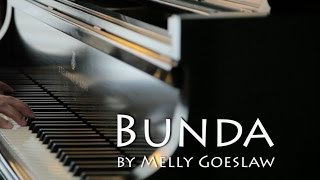 Gambar cover Bunda by Melly Goeslaw piano cover + lyrics