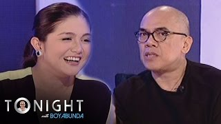 TWBA: Fast Talk with Dimples Romana