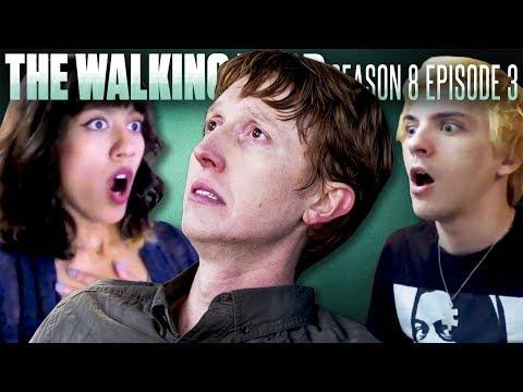 The Walking Dead: Season 8, Episode 3 Fan Reaction Compilation