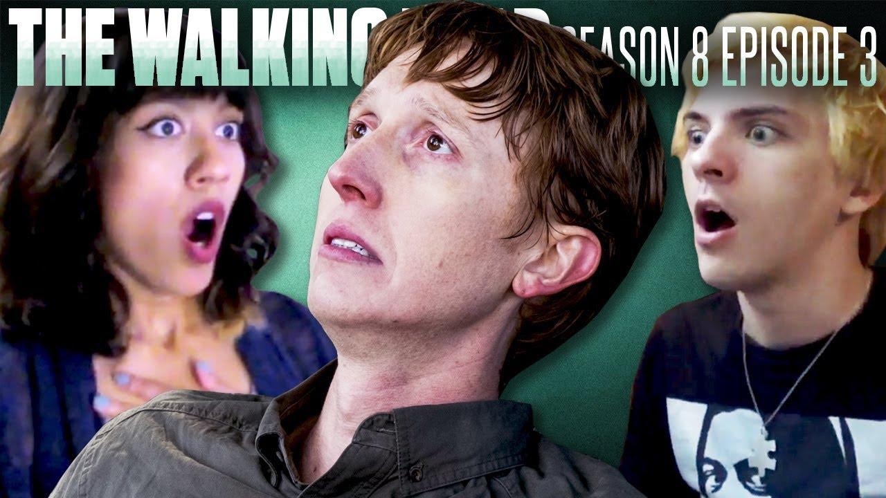 "Download Fans React To The Walking Dead: Season 8 Episode 3: ""Monsters"""