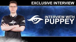 Dota 2 | Team Secret™ - PUPPEY UNCUT! | EXCLUSIVE Behind the Scenes Interview