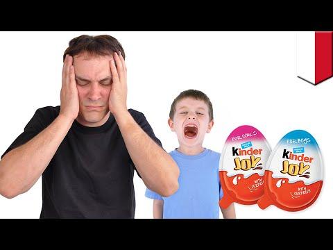 Viral curhatan bapak kepada supermarket untuk jauhkan Kinder Joy dari rak kasir  - TomoNews