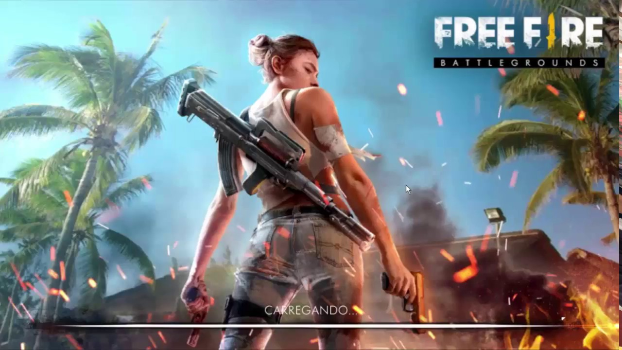 Game Garena Free Fire Online