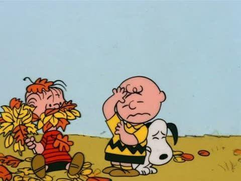 Peanuts Fall Wallpaper It S The Great Pumpkin Charlie Brown Football Youtube