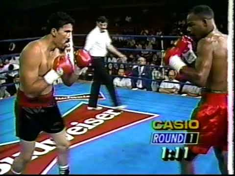 Buck Smith vs William Hernandez