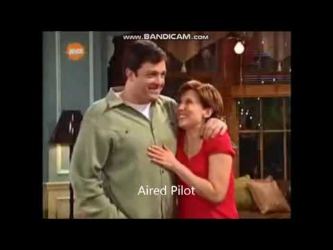 Drake And Josh Unaired Vs Aired Pilot