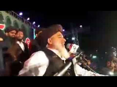 LIVE  D8 A8 D8 B1 D8 A7 DB 81 D8 B1 D8 A7 D8 B3 D8 AA Allama Khadim Hussain Rizvi Live From Karachi