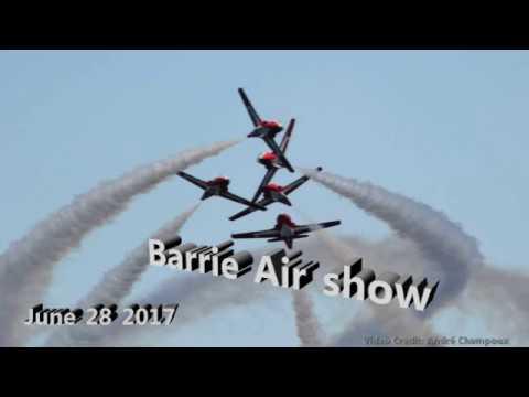 Barrie Air Show 2017
