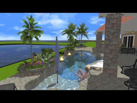 Paradise Pool U0026 Patio Promo   YouTube