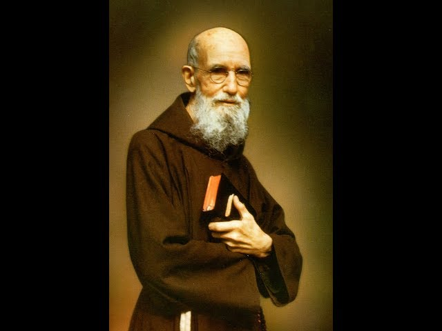 A Venerable man becomes Blessed: Father Solanus Casey