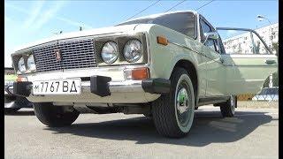 Классика в оригинале ВАЗ 2106 первые модели/Classics in the original VAZ 2106 first models