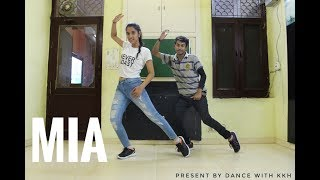 Bad Bunny Feat. Drake Mia dance cover by sudev kkh..mp3