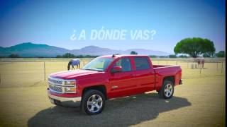 Rudolph Chevrolet - Where Are You Going - Silverado - 05 - Spanish