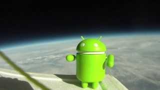 Android в Пространстве
