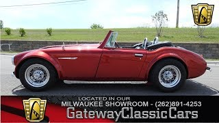 1964 Austin Healey 3000 #256-MWK Now In Our Milwaukee Showroom