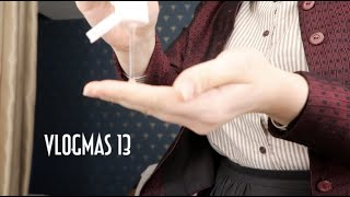 A Look Backstage | Vlogmas 13