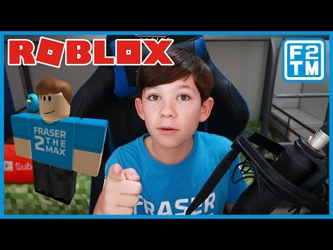 Roblox Kid Gaming Channel | Fraser2TheMax