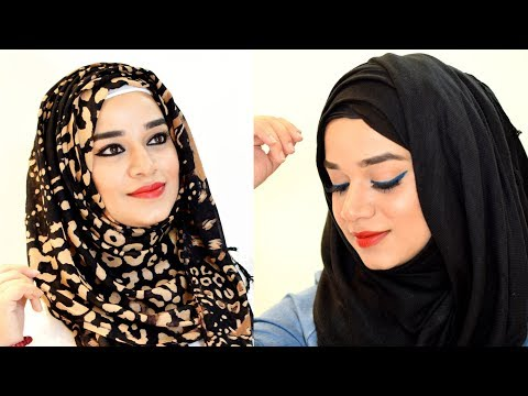 Everyday KAJAL & EYELINER Looks for College & Office | Ramsha Sultan