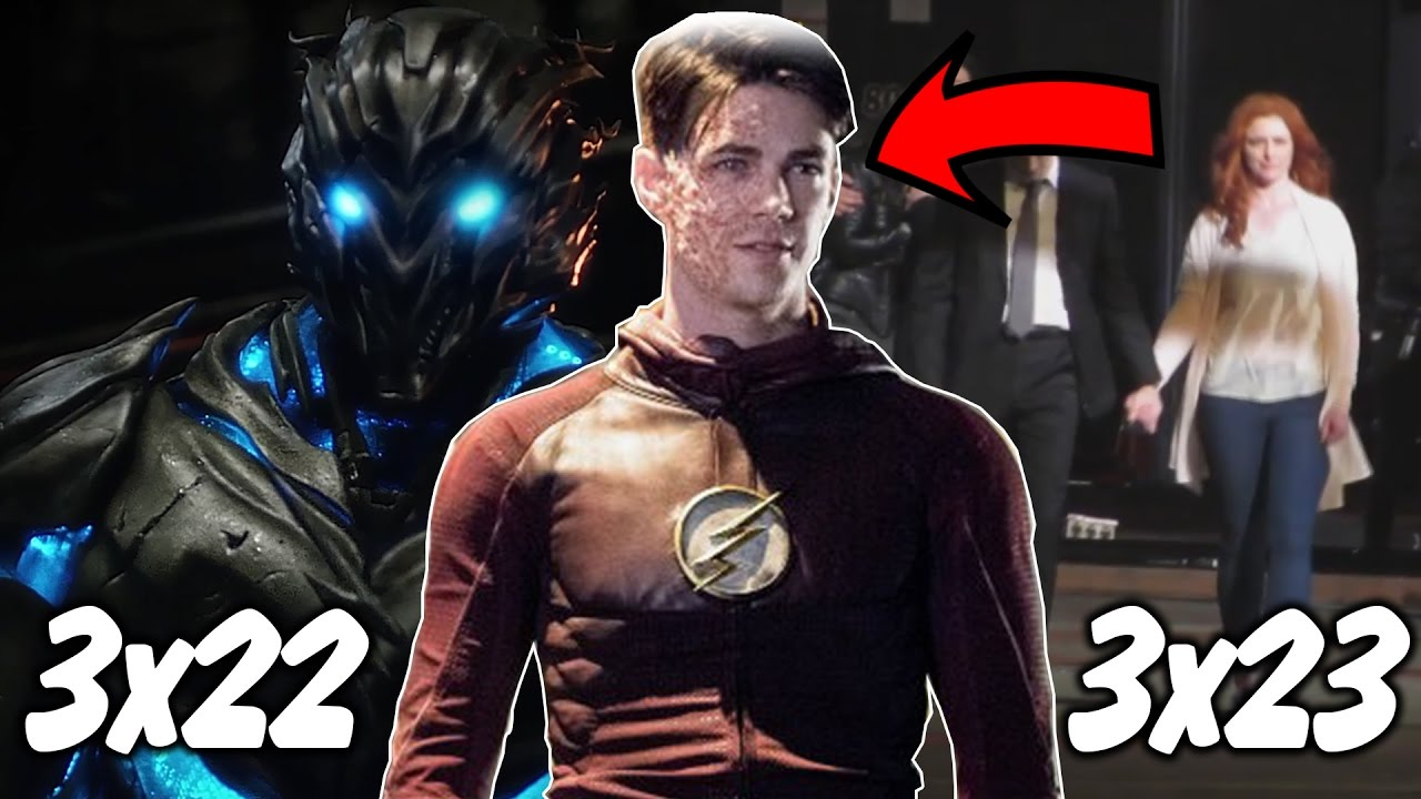 the flash 3x22 39 infantino street 39 preview discussion the flash season 3 lewisfilms youtube. Black Bedroom Furniture Sets. Home Design Ideas