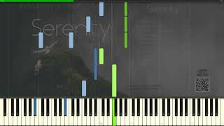 Download Video DYATHON - Letters To You [Piano Tutorial] (Synthesia) MP3 3GP MP4