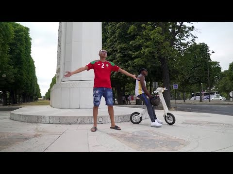 "DJ Hamida feat. Landy - ""Sans pression"" (clip officiel)"