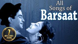 Download Barsaat - All Songs - Raj Kapoor - Nargis - Prem Nath