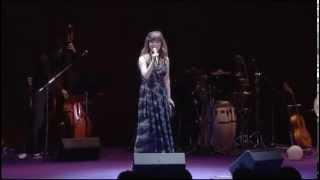 """Ureshii koto"" Hitomi Shimatani Live crossoverⅤ 2011 Japan."