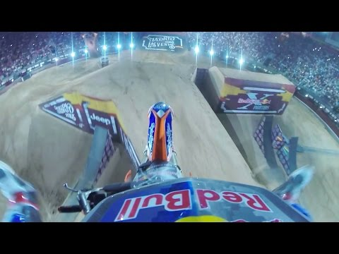 Freestyle Motocross POV W/ Dany Torres - Red Bull X-Fighters Madrid 2015